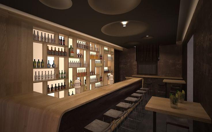 Bar design.