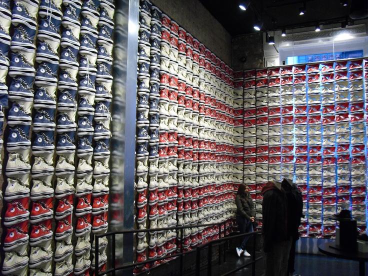 Converse Store N.Y Nov 2011