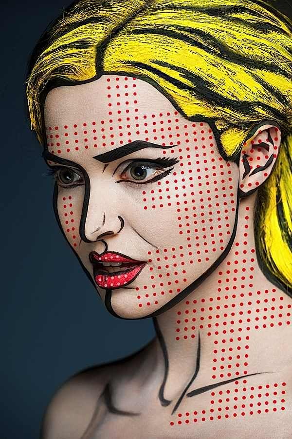 Awesome 2D Portraits   Abduzeedo Design Inspiration