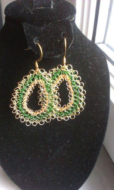 Wire crochet