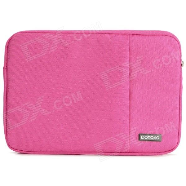 "POFOKO Protective Nylon Case / Bag for 11.6"" MACBOOK AIR / PRO - Deep Pink Price: $14.28"