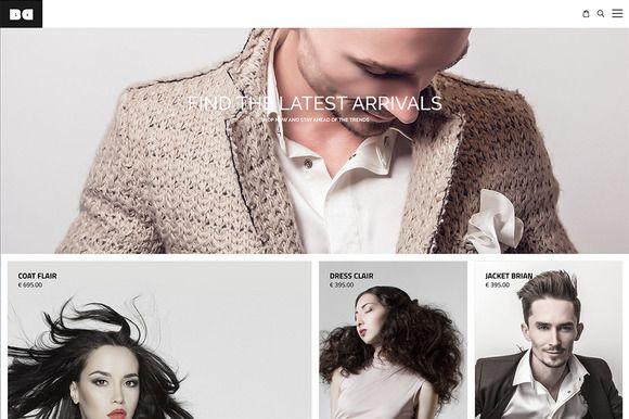 Brian - Multi purpose WP Theme by Themedutch on @creativemarket