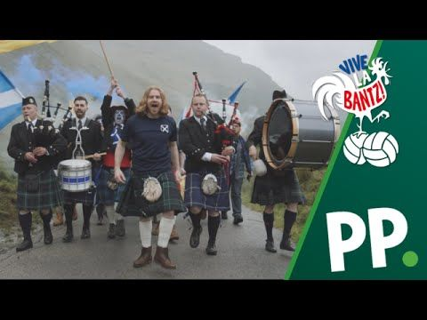 Paddy Power presents Scotland's Euro 2016 anthem - great ads