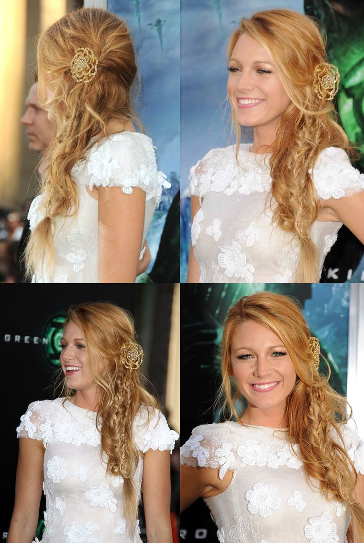 Blake lively side do