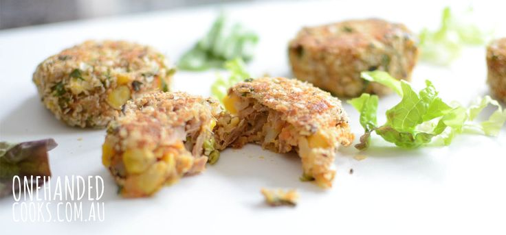 I just love these little tuna and vegetable patties. They are a fast and versatile little meal packed full of nutritional goodness. So tasty, you can make them with or without the tuna, melt cheese on top, eat them hot or cold and they are great in lunch boxes as a sandwich alternative. You can …