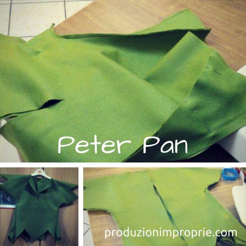 Costume Peter Pan  http://www.produzionimproprie.com/carnevale/