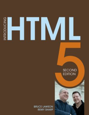 7 best books to read images on pinterest books to read libros and introducing html5 2nd edition fandeluxe Choice Image