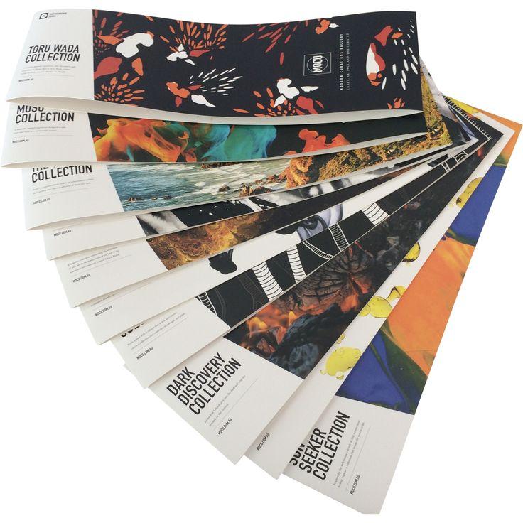 Custom paper packaging sleeve around notepads