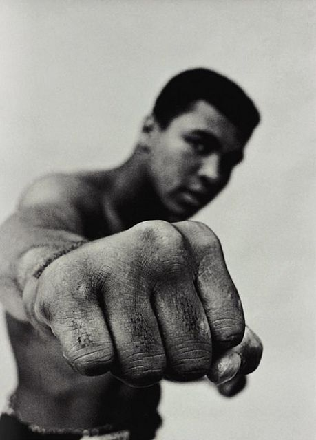 I wish people would love everybody else the way they love me. It would be a better world.  Muhammad Ali