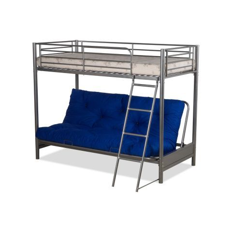 fill bed organic bunk cotton with included mattress futon