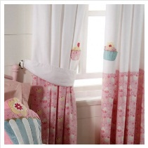 The curtains in your kid's bedroom can add a huge difference to your child's room, they can make the room feel more cosy, warm, inviting and friendly.  You will find lots of curtains with kids' designs these days, and sometimes choosing the best one can be a daunting task. To make it simple just look for something that fits perfectly well on your child's bedroom windows and choose a curtain that matches the overall theme of the bedroom.