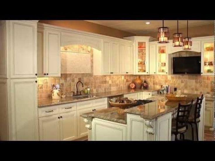 Cream Kitchen Cabinets Devon Cream Kitchen Cabinets Youtube Painting