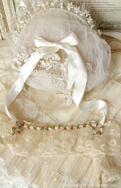 Lady-Gray-Dreams | queenbee1924: vintage lace