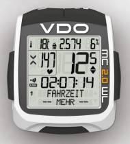 VDO MC 2.0 WL Fahrradcomputer - www.profirad.de