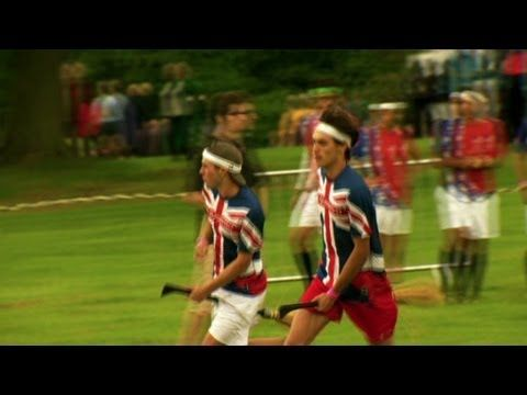 Calls Grow For Quidditch To Be Considered The Olympics