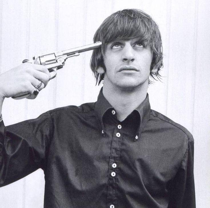 Mikeb302000: Ringo Starr on Gun Violence for the Anniversary of John Lennon's Death