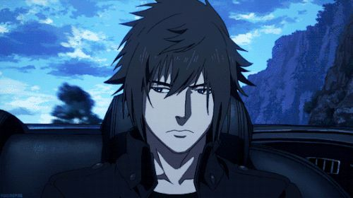 Noctis Lucis Caelum From: Brotherhood: Final Fantasy XV Brotherhood: Final Fantasy XV Hot Anime Boy