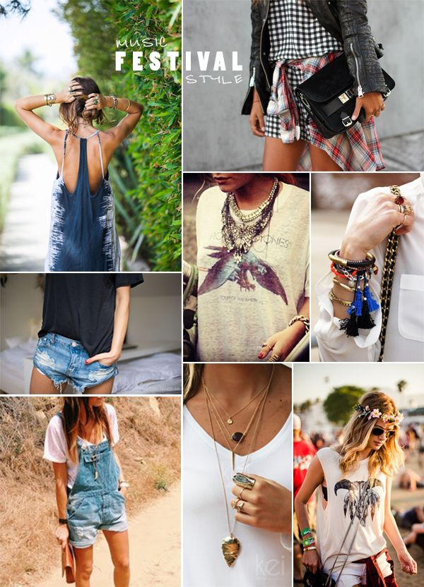 Your Ultimate Festival Checklist | www.natalie-dressed.com