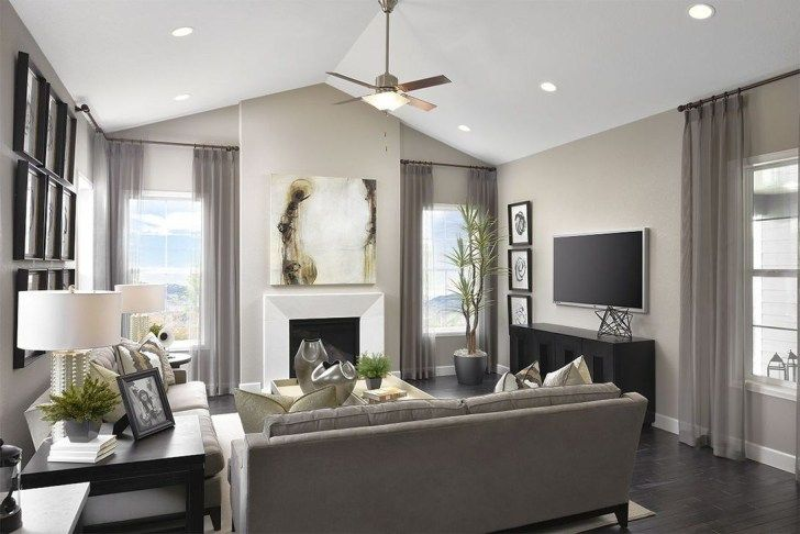 46 The Best Vaulted Ceiling Living Room Design Ideas Trendehouse Vaulted Ceiling Living Room Luxury Living Room Room Design