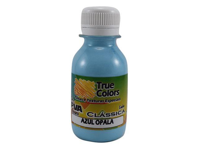 Veja nosso novo produto TINTA PVA 100 ML - AZUL OPALA! Se gostar, pode nos ajudar pinando-o em algum de seus painéis :)