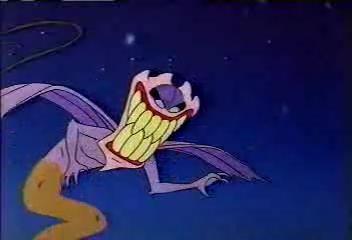 Night of the Stranger - Ewoks animation