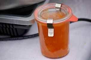 Hokkaido marmeláda podle Blanky