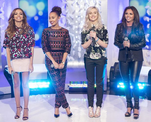 Image result for little mix this morning 2013
