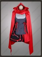 Show details for RWBY Season 2 RWBY-Red Trailer Ruby Rose Cosplay Costume  mp001714