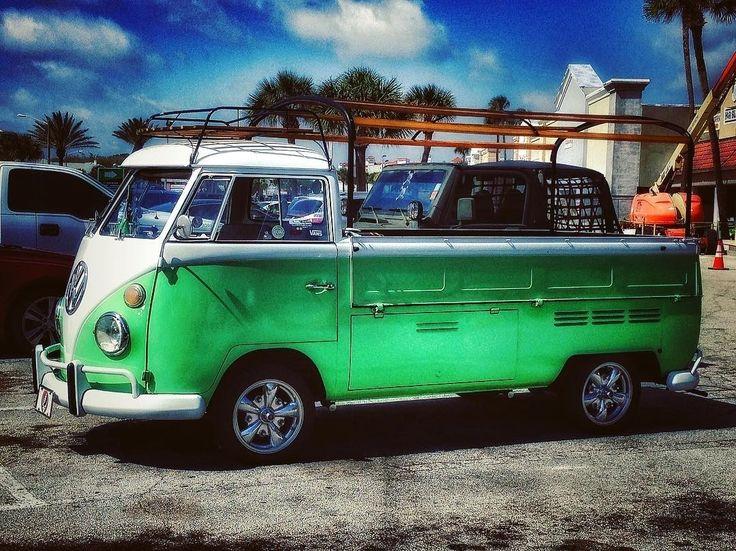 Tag a friend that needs to see this #Repost @enzofure1 . . Original Caption: Volkswagen Type 2 Single cab pick up. . . #VolusiaPixel #Volusia #VolusiaCounty #Delnd #Ocala #OrmondBeach #OrangeCity #Debary #Daytona #PortOrange #Florida #NSB #HollyHill #PonceInlet #DaytonaBeach #Edgewater #Pierson #LakeHelen #OakHill