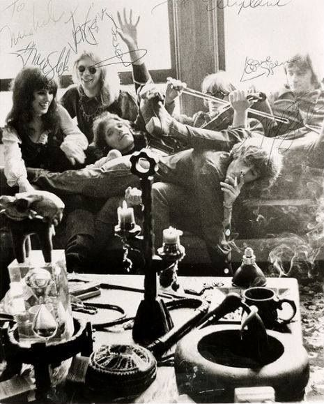 Jefferson Airplane. One of my fave psychedelic bands of my youth.