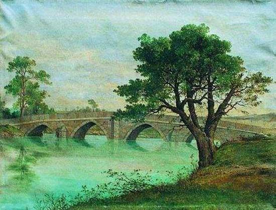 A. ADNAN - Sanatçı Detayı - Turkish Paintings