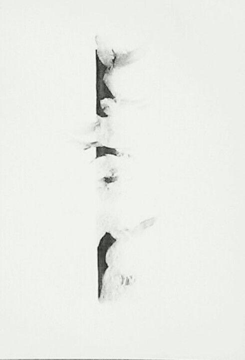 Erin Hegg   Untitled, 2013   charcoal