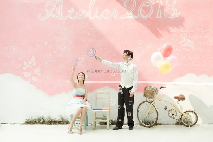 Korea Pre-Wedding Photoshoot - WeddingRitz.com » Wyani's pre-wedding photo in Korea (Retouched)