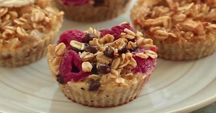 Faites un malheur avec ces muffins express 100% délicieux!