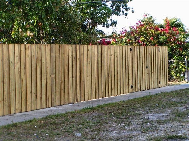 Oltre 25 fantastiche idee su recinzioni in legno su - Recinzioni privacy giardino ...