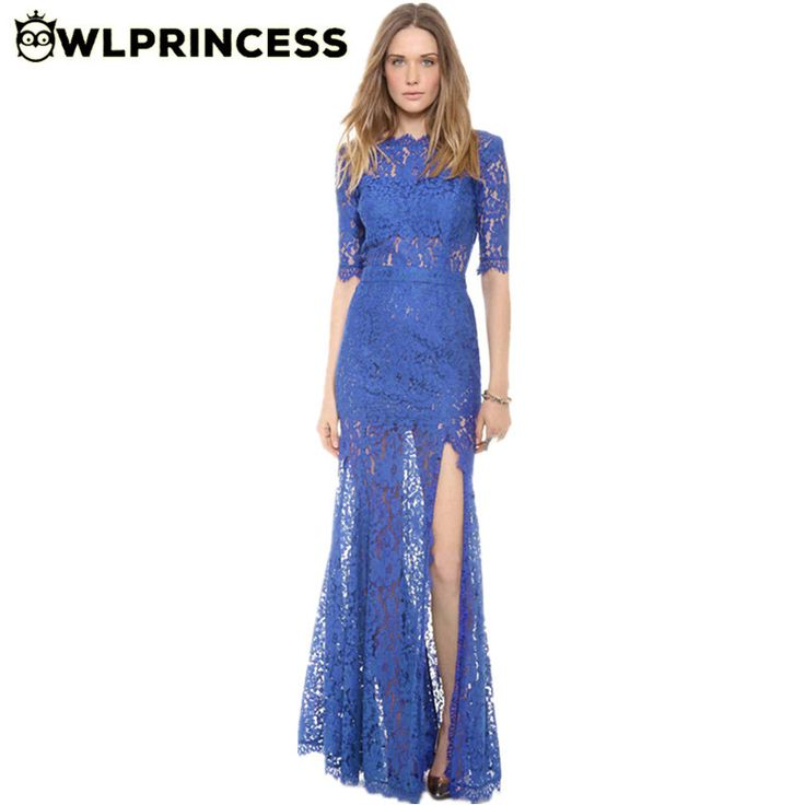 1000  ideas about Blue Long Dresses on Pinterest  Prom dresses ...