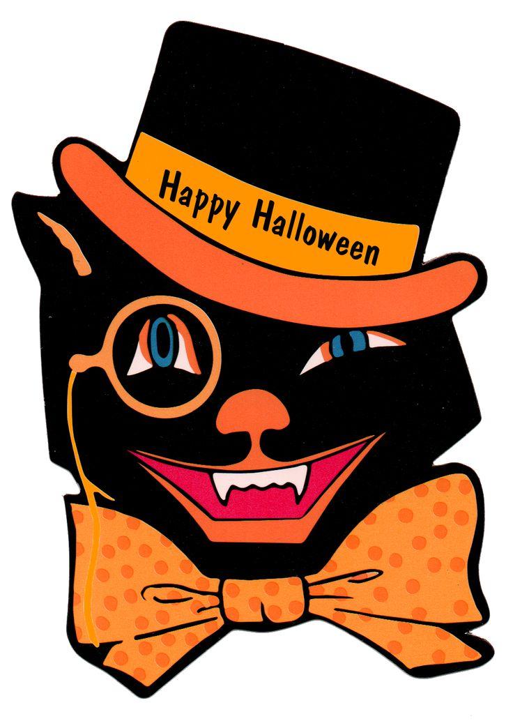 own create halloween cat expression - Halloween Wav Files