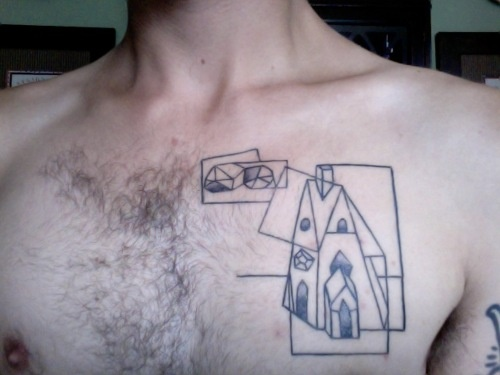 Building nothing out of something cover sweet tats bro for Modest mouse tattoo