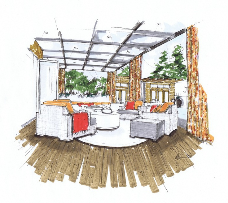 Interior Designers Drawings 43 best interior design - drawings images on pinterest