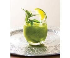 Recipe Frozen mojito by Nico Moretti - Recipe of category Drinks