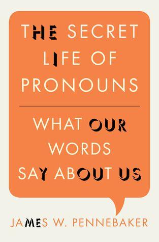The Secret Life of Pronouns: What Our Words Say About Us: James Of Arci, Worth Reading, Secret Life, Pronouns, Books Worth, James D'Arcy, Language, The Secret, Pennebak