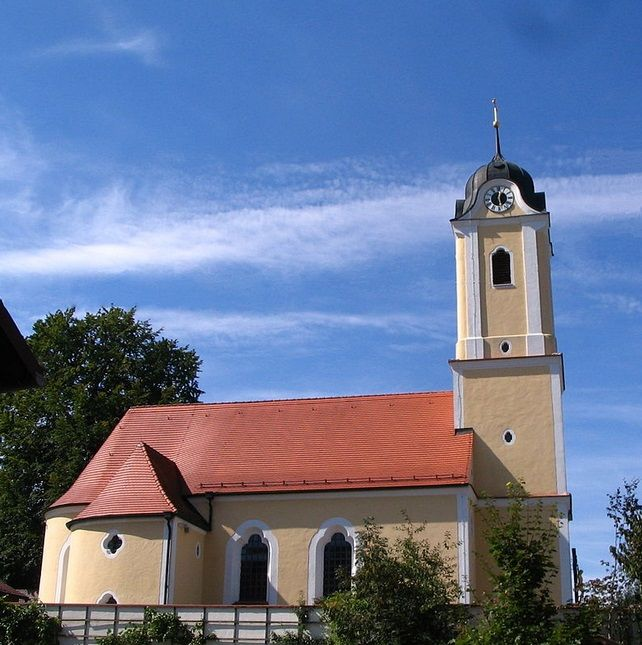 Attenhofen (Kelheim) BY DE