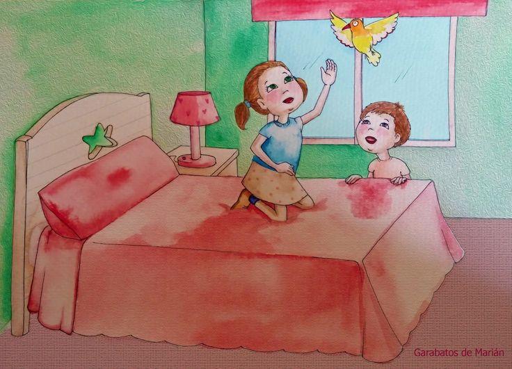 Cuentos infantiles: Pepito y Zapatitos conocen a Pío-pío