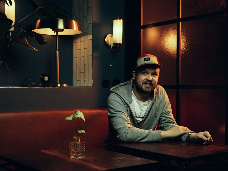 DJ Rulefinn - By Arild Danielsen
