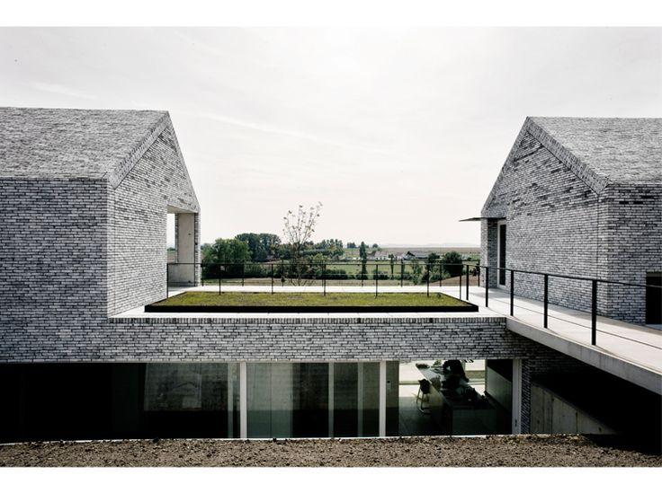 Stéphane Beel Architects villa h. te w . wortegem