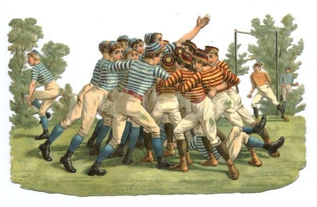Bluffing the Rugby — Medium