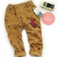 Jual celana Jeans Spiderman - jual Jeans anak motif Spiderman - Lintangmomsneed.babyshop | Tokopedia