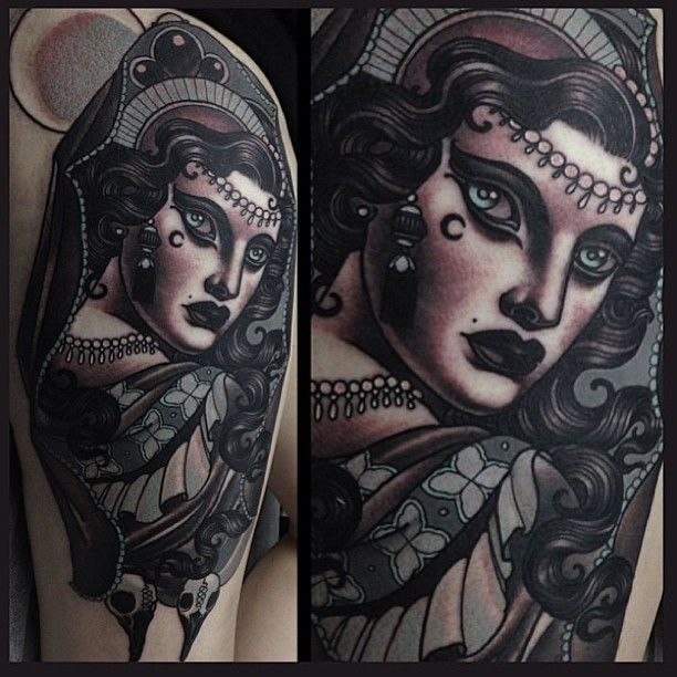 Tattoo by Emily Rose Murray @emily_rose_murray