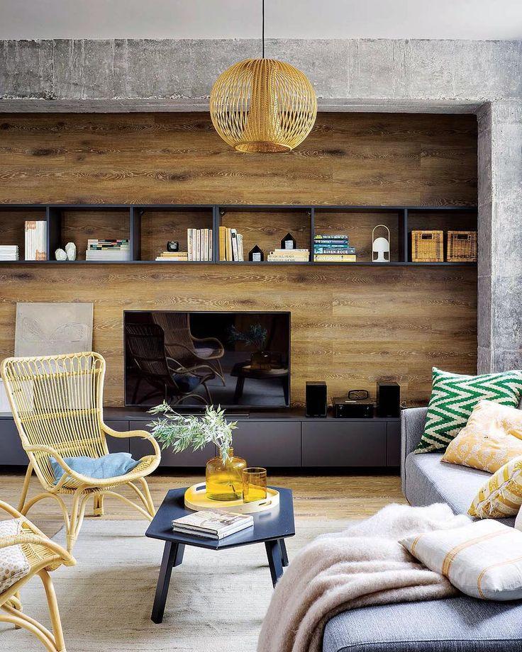 Lorsque egue y seta le studio darchitecture bien connu à barcelone a été chargé de la rénovation de cet appartement lobjectif principal était