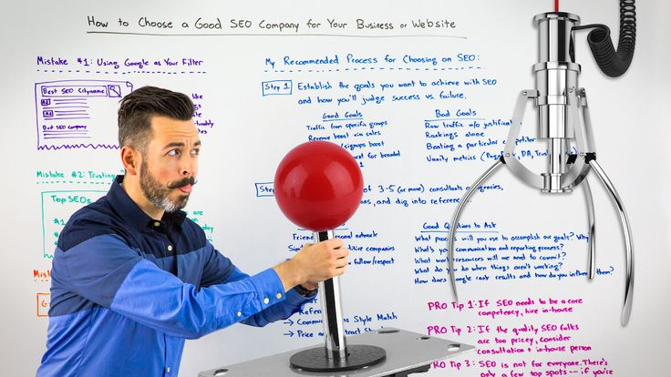There's both a right way and a wrong way to go about selecting an SEO company or consultant for your site. In this Whiteboard Friday, Rand shares his best advice and mistakes to avoid when it comes to the hiring process.